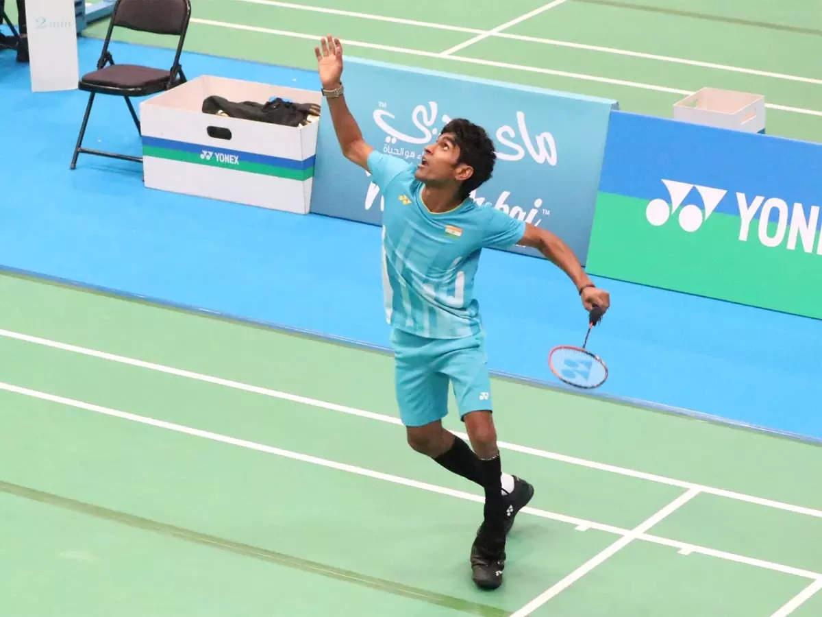 Pramod Bhagat: Top seed Pramod Bhagat sails into semifinals | Tokyo Paralympics News - Times of India