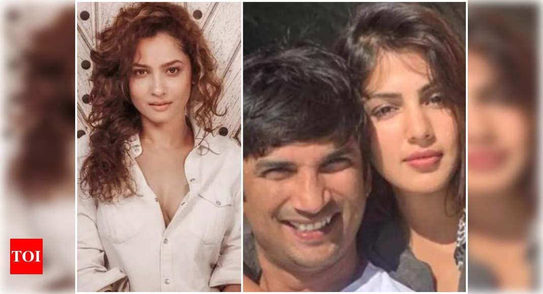 Ankita Lokhande on Sushant-Rhea relationship