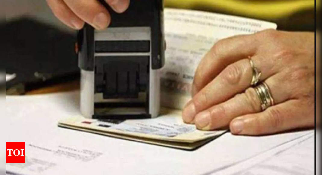 'Very high demand for UK visas may increase processing time'