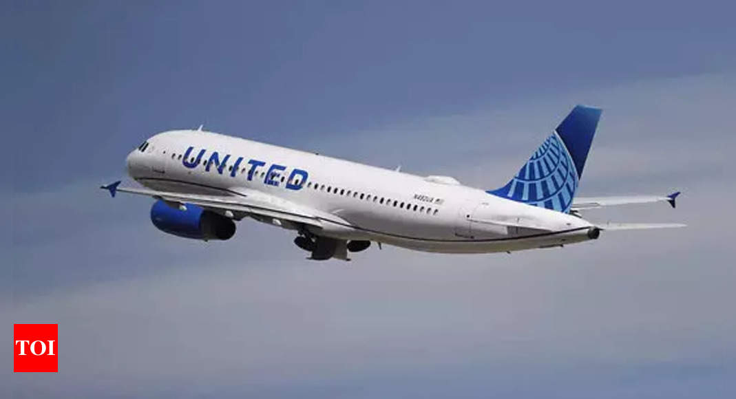 , United Airlines resumes flights at Newark, New Jersey airport after flooding, The World Live Breaking News Coverage & Updates IN ENGLISH