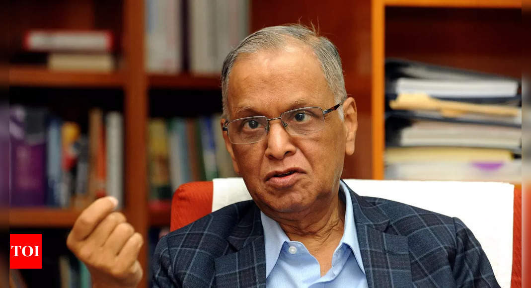, N R Narayana Murthy's firm sells stake in Aon India, The World Live Breaking News Coverage & Updates IN ENGLISH