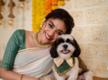 Keerthy Suresh pens a heartfelt note on her dog Nyke's birthday