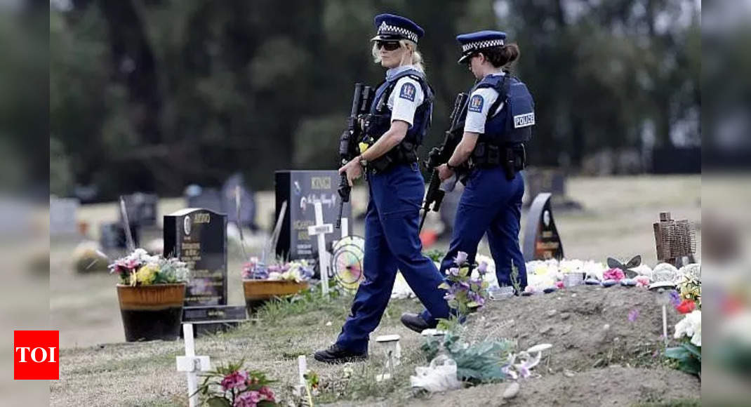 New Zealand police kill 'extremist' inspired by Islamic State: PM Jacinda Ardern – Times of India