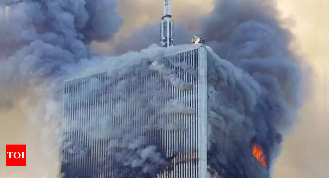 Three men guided millions through horror of September 11, 2001 – Times of India