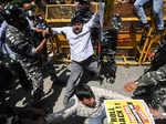 Protest held against hike in LPG price