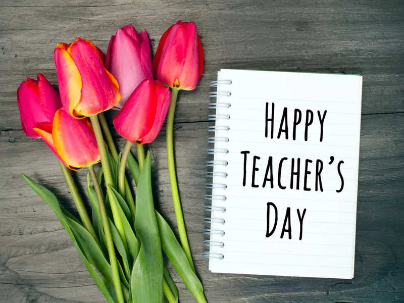 Teachers Day Greeting Card Ideas: 3 ways to make a card for your favourite teacher at home