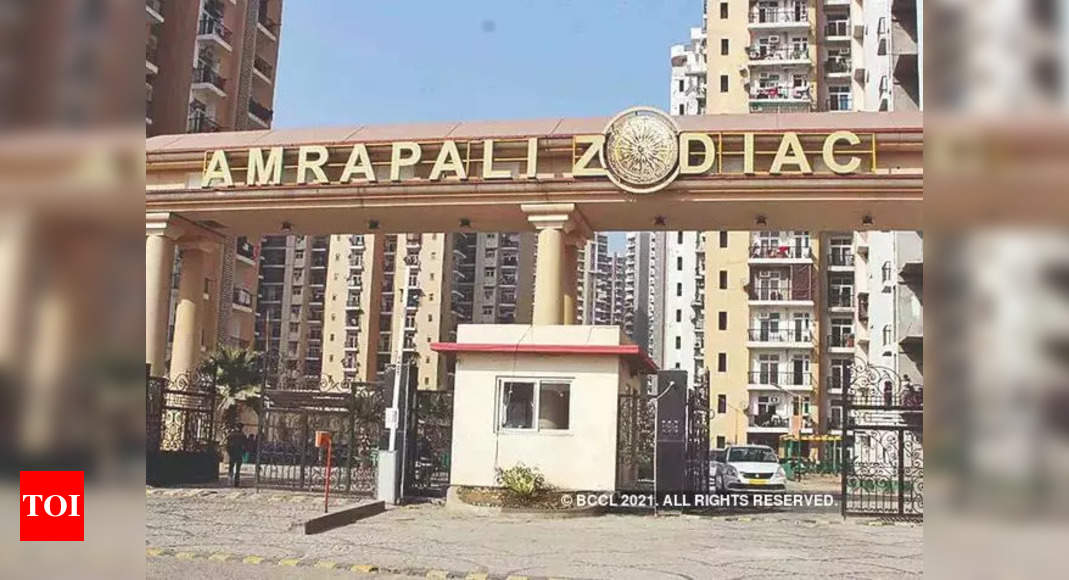 Clear dues or face cancellation: SC to Amrapali flat buyers