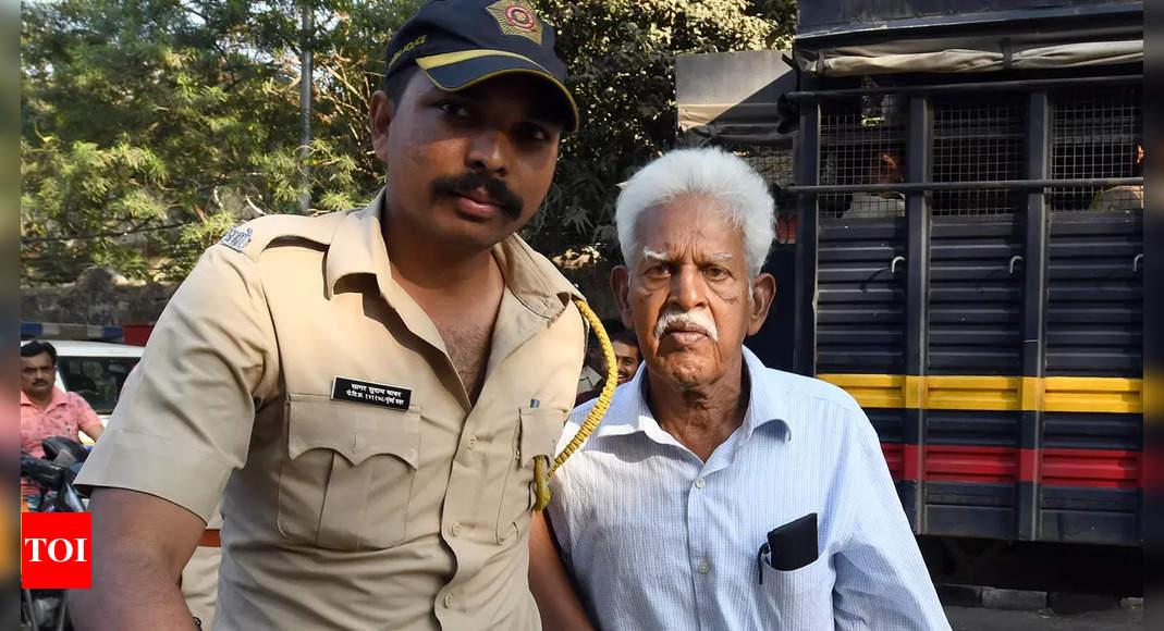 , Elgar Parishad case: No action till HC hears Varavara Rao's medical bail extension plea, NIA says, The World Live Breaking News Coverage & Updates IN ENGLISH