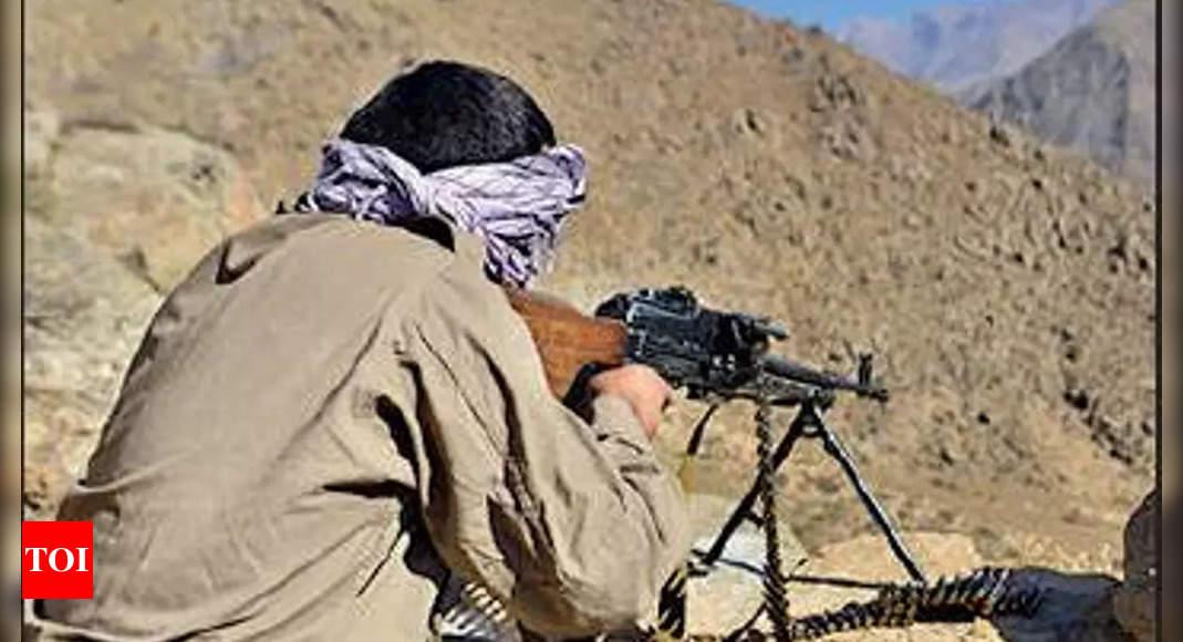 Resistance group denies that Panjshir has fallen