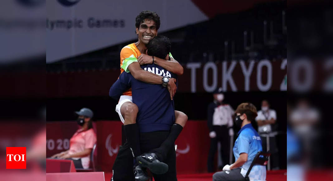 Tokyo Paralympics 2021 Live Updates: Shooters Singhraj, Manish Narwal in Mixed 50m Final  - The Times of India
