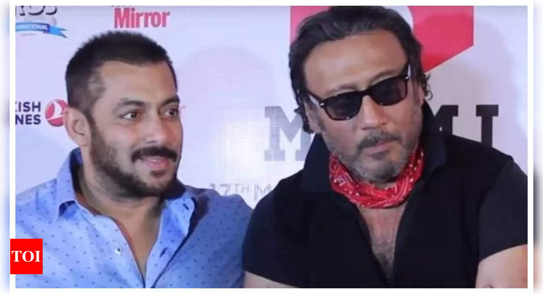 , When Jackie showed Salman's pics to directors, The World Live Breaking News Coverage & Updates IN ENGLISH