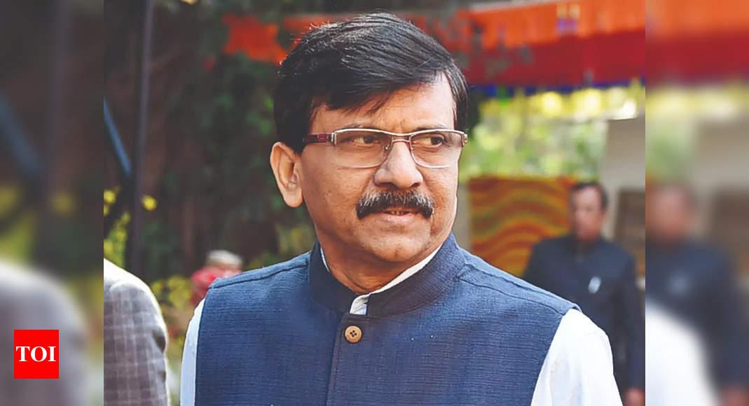 MVA is Sena's government: Sanjay Raut