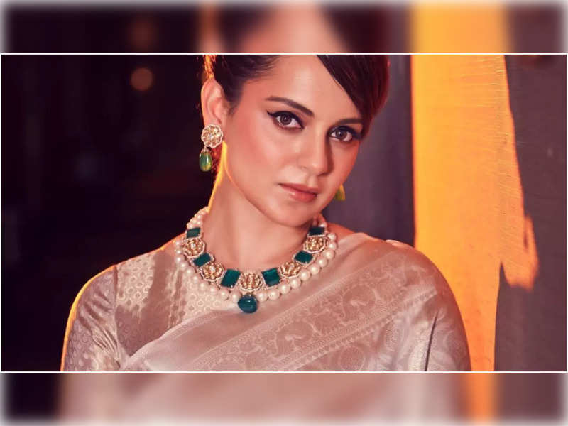 Kangana Ranaut praises multiplexes for screening Thalaivii's South versions, wishes same for Hindi release