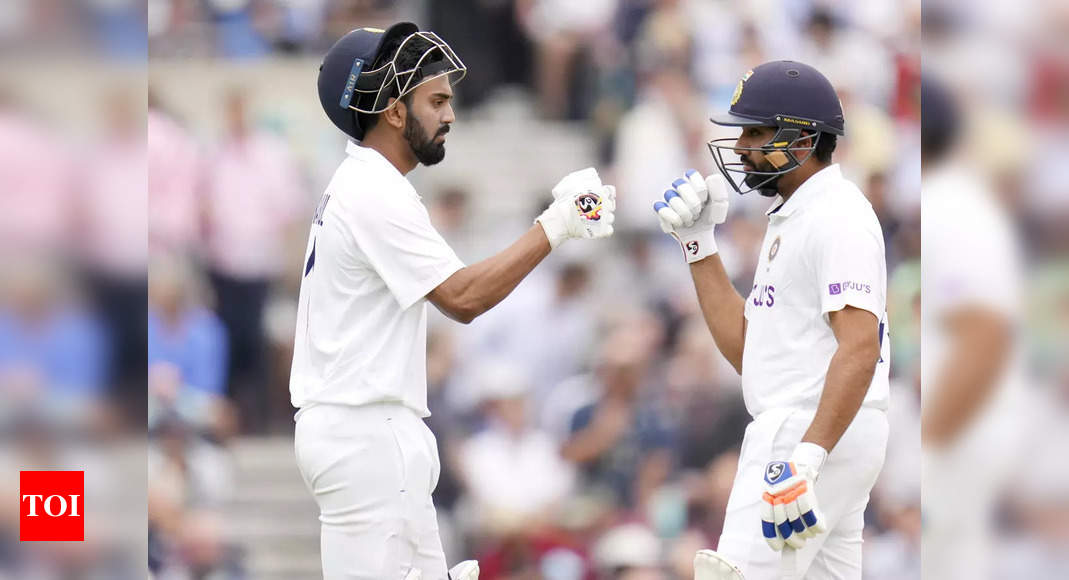 India vs England: Sound opening helps India shed the doubts   Cricket News – Times of India