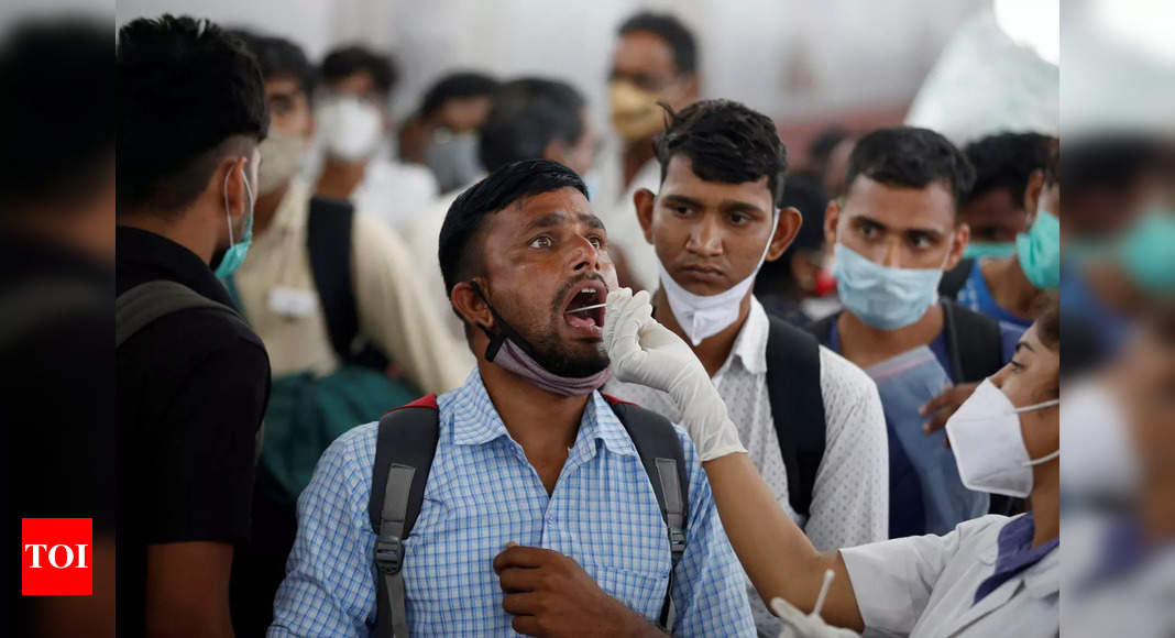 Covid-19: India reports 42,766 daily coronavirus cases and 308 deaths, health ministry says