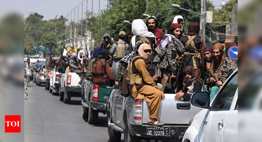 Afghanistan: Taliban, resistance forces battle it out in Panjshir Valley – Times of India