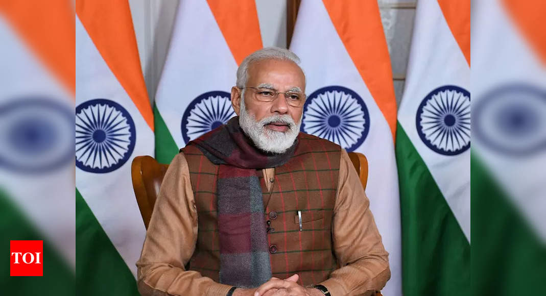 PM Modi's approval rating shows popular support for his policies, says BJP