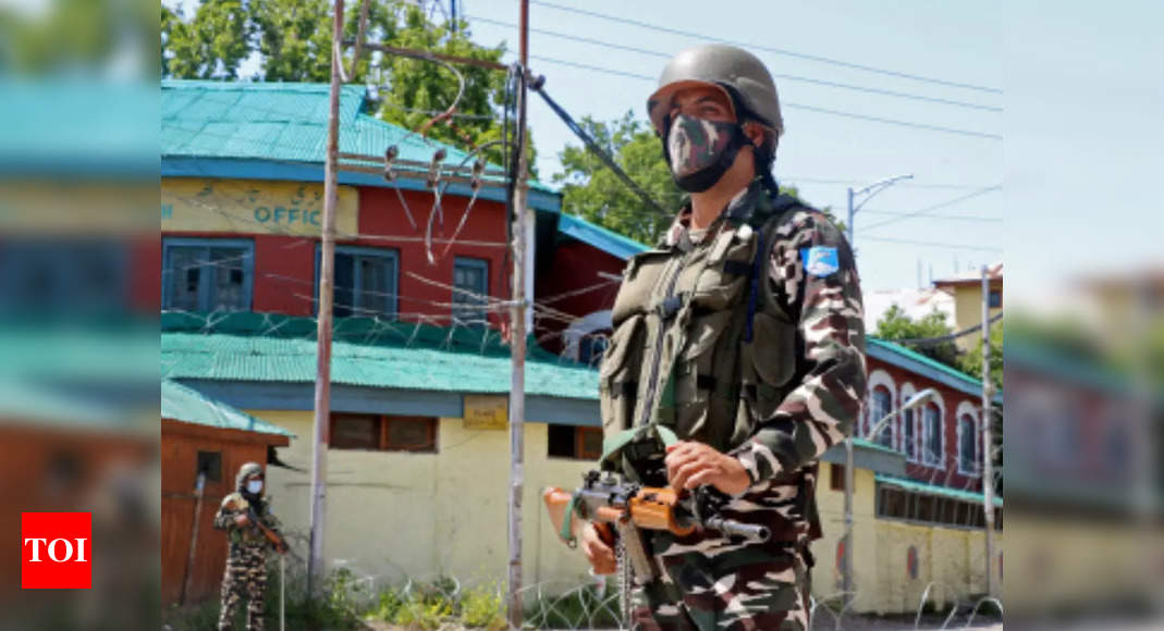 Army launches 'search operation' in Poonch after suspicious movements reported