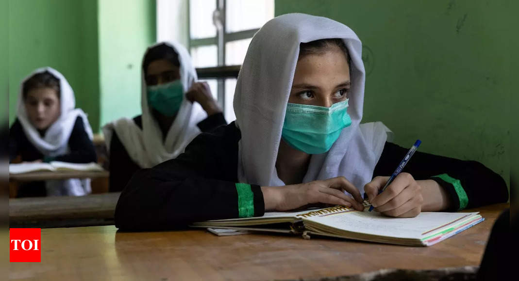Curtains for women freedom? University classes to be behind veil