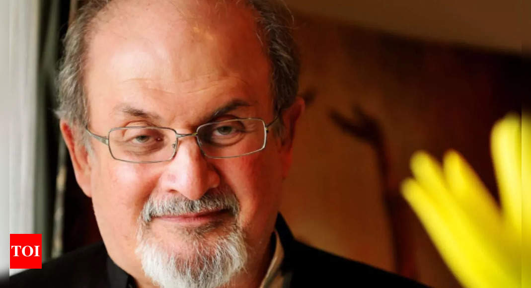 May return to India for my next novel: Rushdie