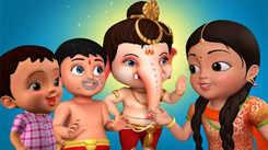 Telugu Nursery Rhymes: Kids Video Song in Telugu 'Bal Ganesha'