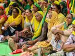 35 pictures from Kisan mahapanchayat in Muzaffarnagar