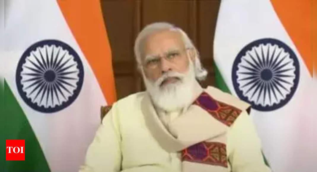 India administering 1.25 crore Covid vaccines daily: PM Modi