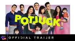 'Potluck' Trailer: Cyrus Sahukar, Harman Singha and Ira Dubey starrer 'Potluck' Official Trailer