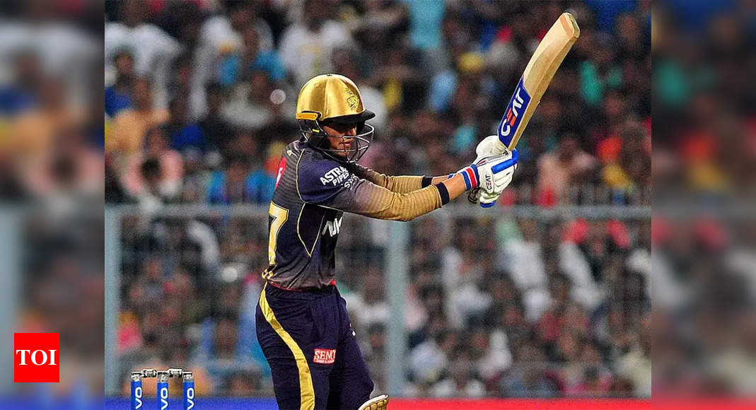 IPL 2021: We're very much in contention, says KKR opener Shubman Gill   Cricket News – Times of India