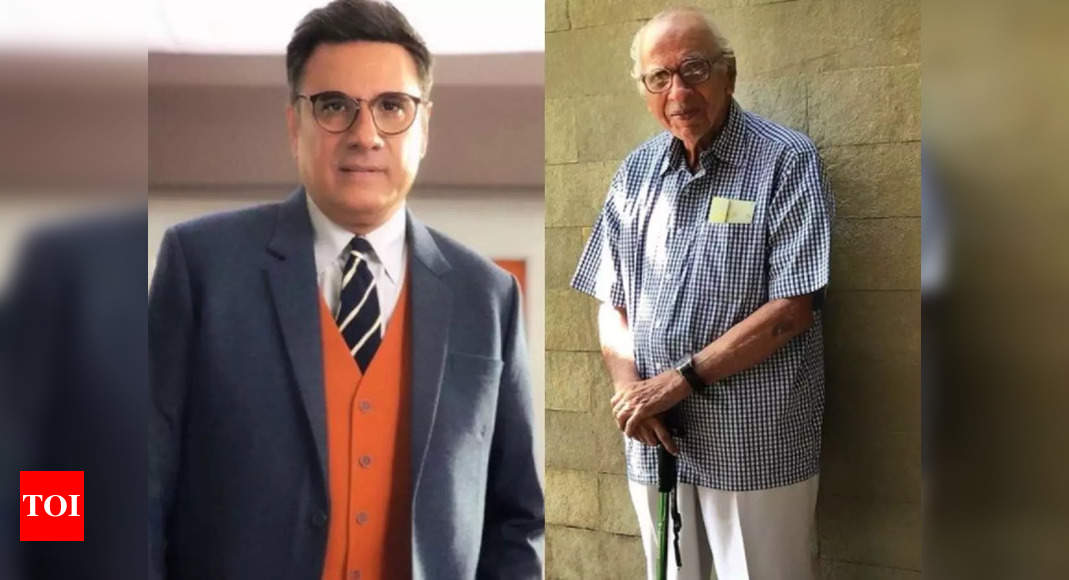 Boman Irani's father-in-law passes away