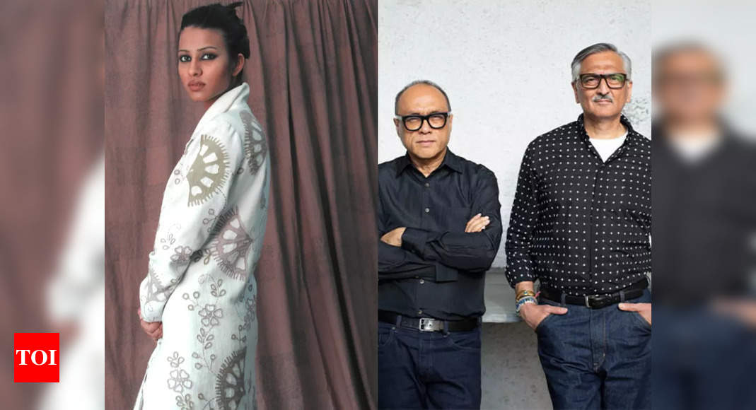 #Designermusing: David Abraham & Rakesh Thakore- The masters of minimalism – Times of India