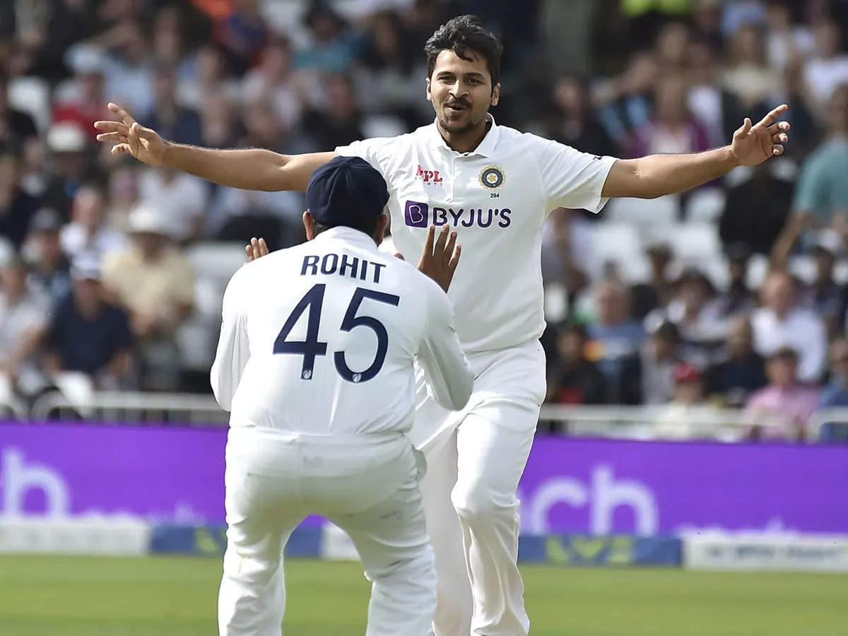 India vs England, 4th Test | Rohit Sharma & Shardul Thakur | KreedOn