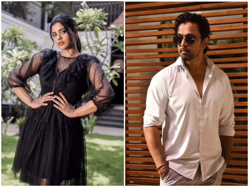 Arjun and Aishwarya Rajesh come together for a thriller