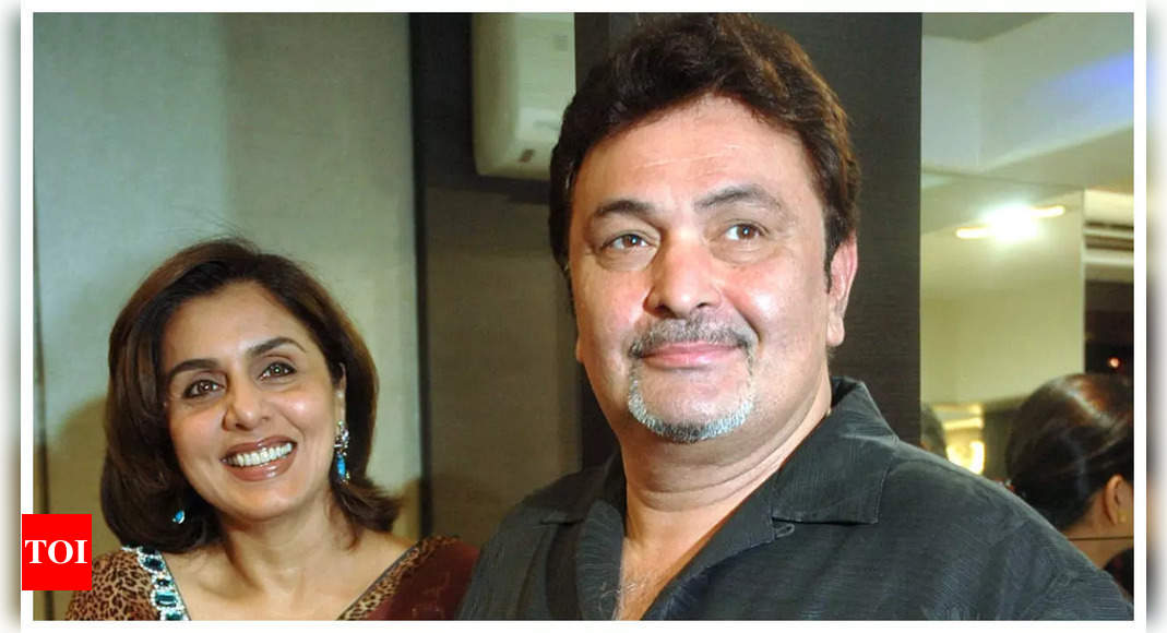 When people protested against Rishi Kapoor
