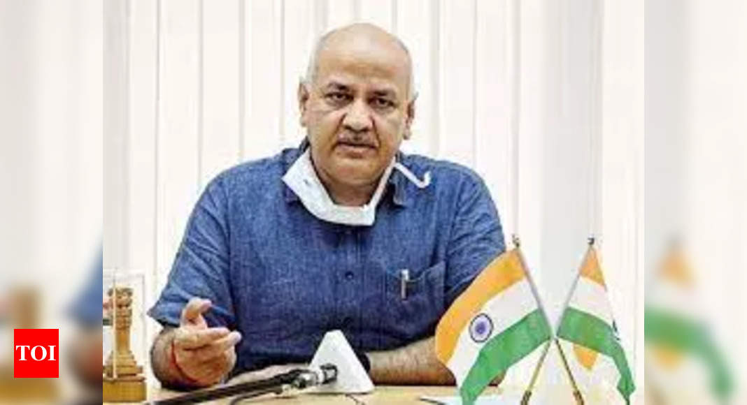 Photo of Manish Sisodia launches 'Business Blasters' programme for Delhi govt schools – Times of India
