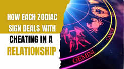 How each zodiac sign deals with cheating in a relationship