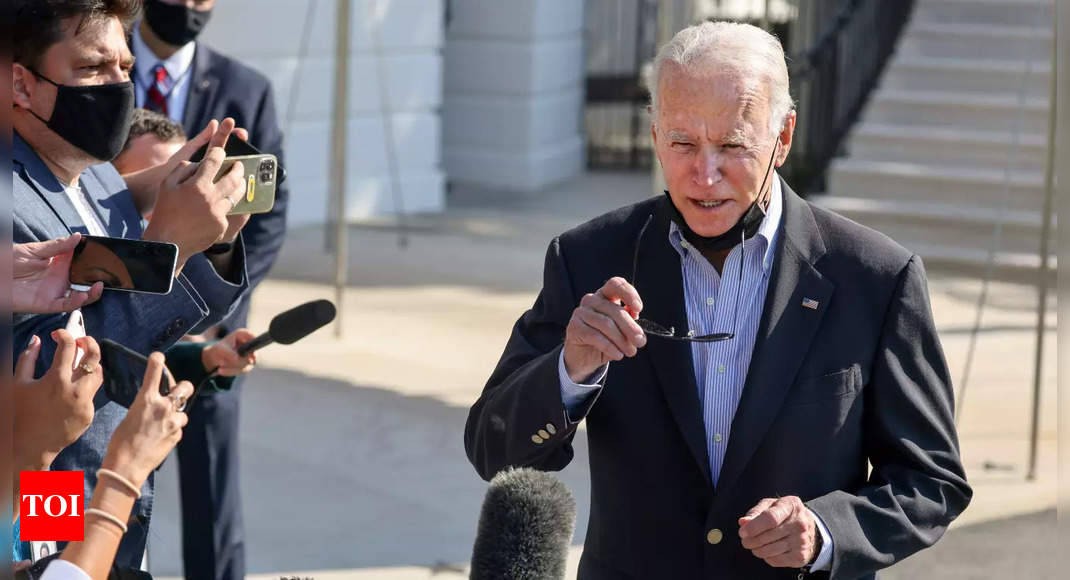 Biden renews focus on domestic issues with tour of New York