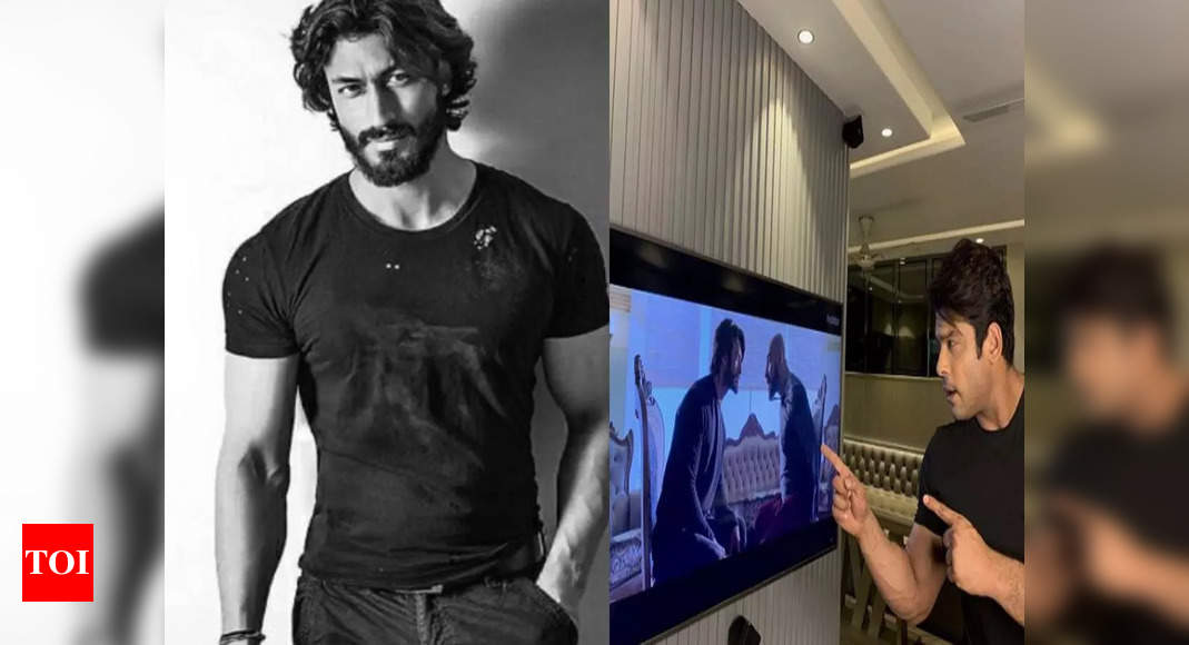 , Vidyut to pay tribute to Sidharth Shukla, The World Live Breaking News Coverage & Updates IN ENGLISH