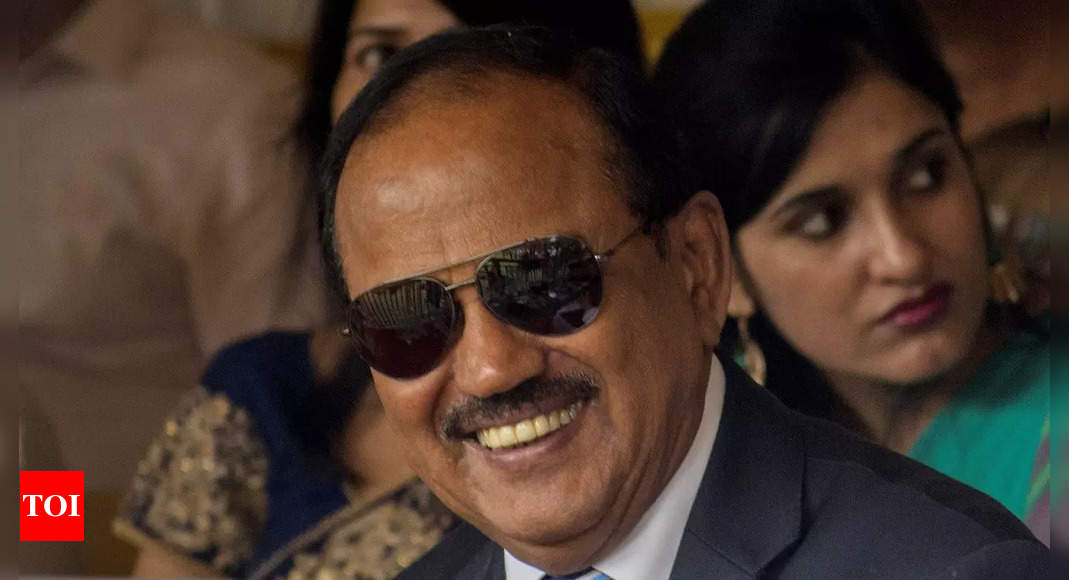 Ajit Doval to highlight terror export from Pakistan