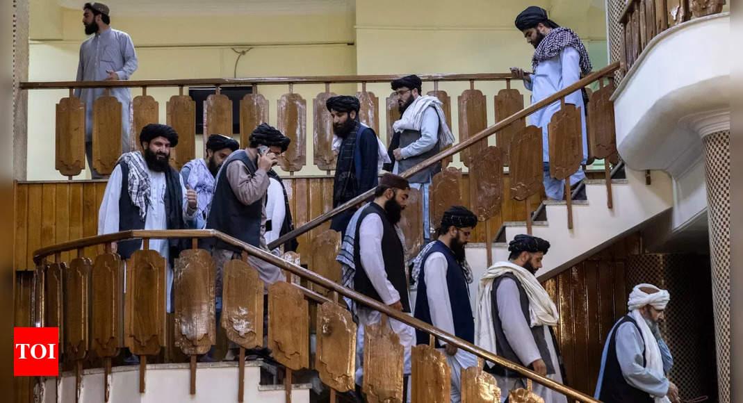 Top US lawmakers assail Taliban over announcement of interim govt