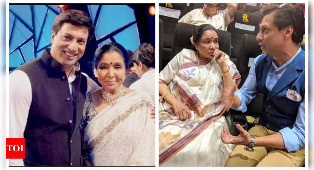 Madhur Bhandarkar birthday wishes Asha Bhosle