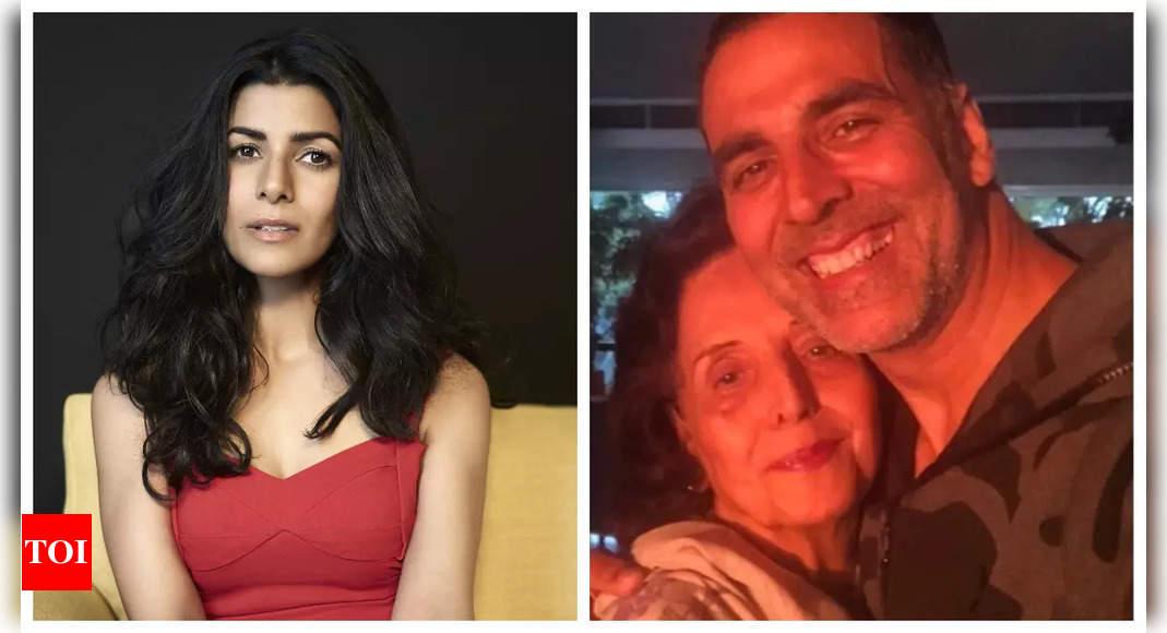 Nimrat Kaur mourns the loss of Akshay's mom