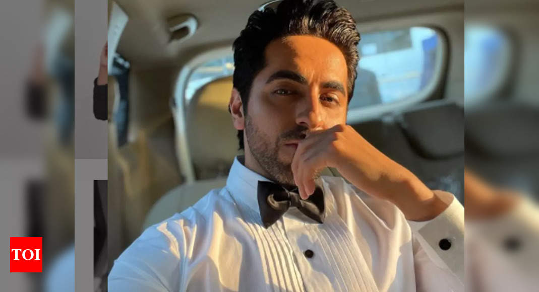 Ayushmann: Finished 3 films in the pandemic