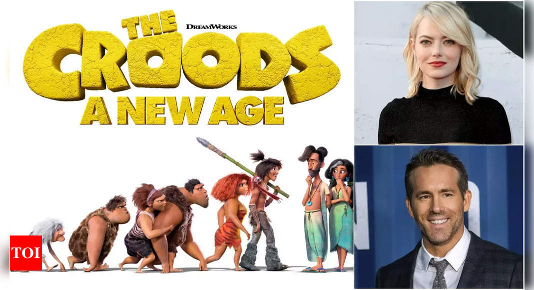 , 'Croods 2' to hit Indian theatres on Sept 10, The World Live Breaking News Coverage & Updates IN ENGLISH