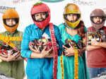 Aparshakti Khurana's unusual, brave theme 'Helmet' sends a wise message