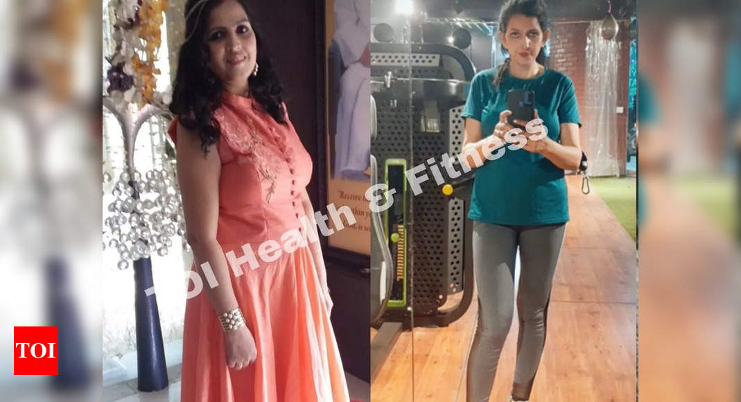 """Weight loss story: """"I quit potatoes and junk food for 5 months and lost 10 kilos"""" – Times of India"""