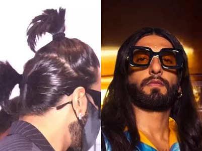 Ranveer Singh's wackiest hairstyles over the years