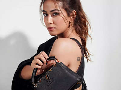 Revealed: Mira Rajput Kapoor's secret tattoo