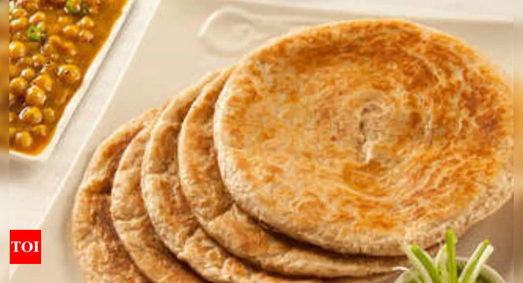 Ready-to-cook parathas face 18% GST: AAR – Times of India