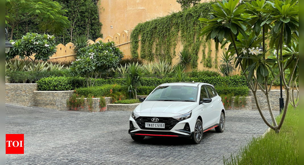 Hyundai i20 N Line Review: 2021 Hyundai i20 N Line review; SWOT analysis   – Times of India